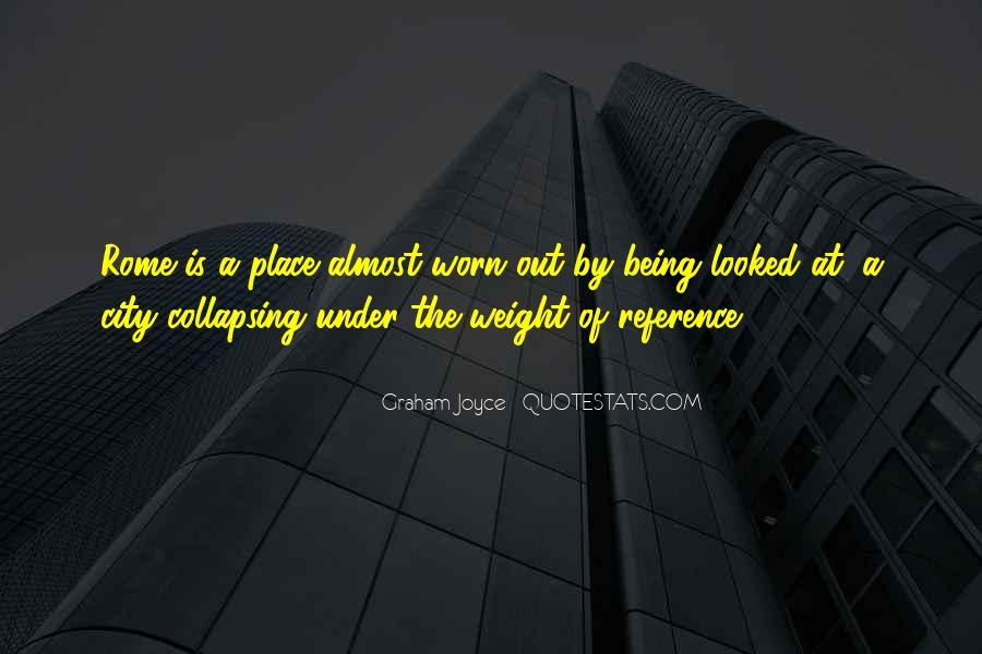 Graham Joyce Quotes #1505478