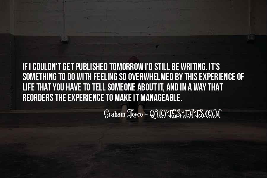 Graham Joyce Quotes #1511703