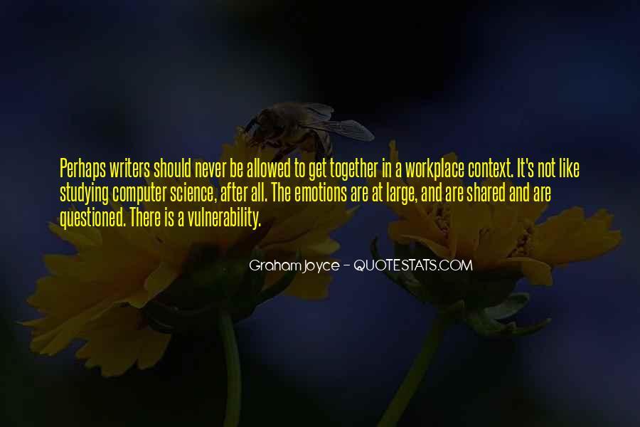 Graham Joyce Quotes #1804030