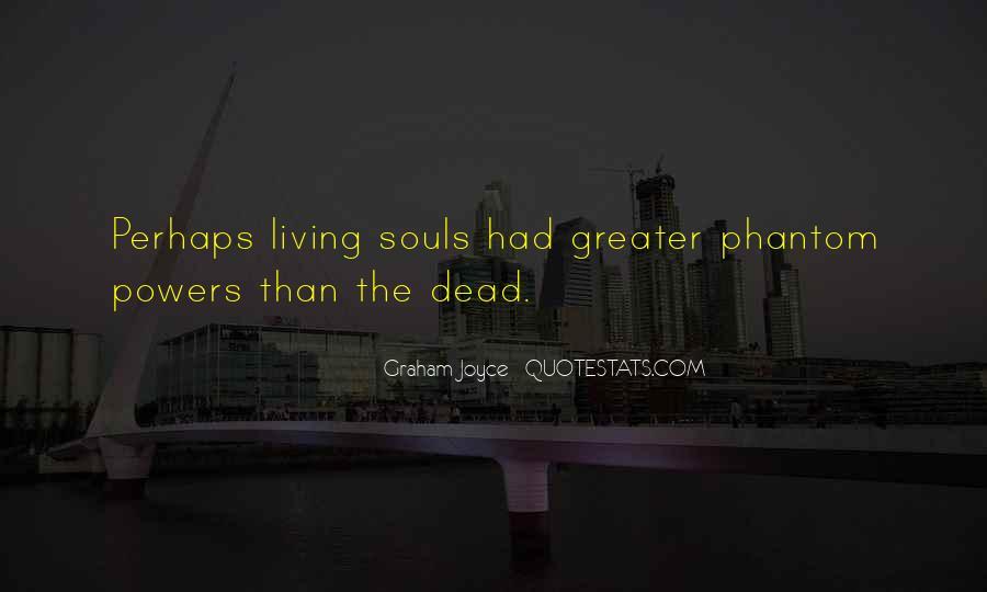 Graham Joyce Quotes #1804036