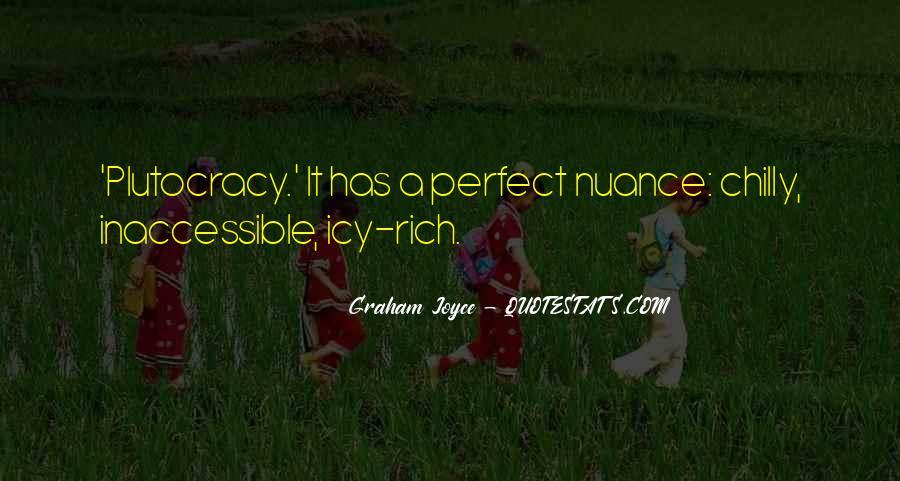 Graham Joyce Quotes #214312