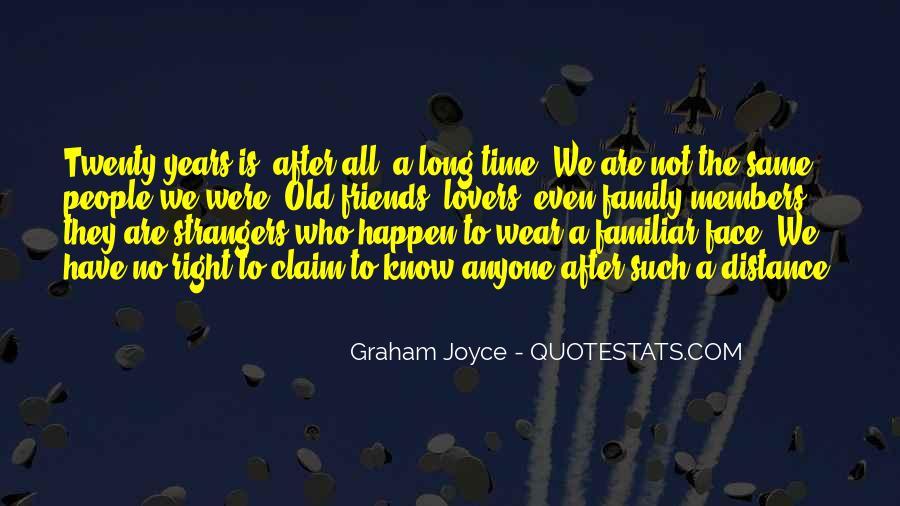 Graham Joyce Quotes #215558