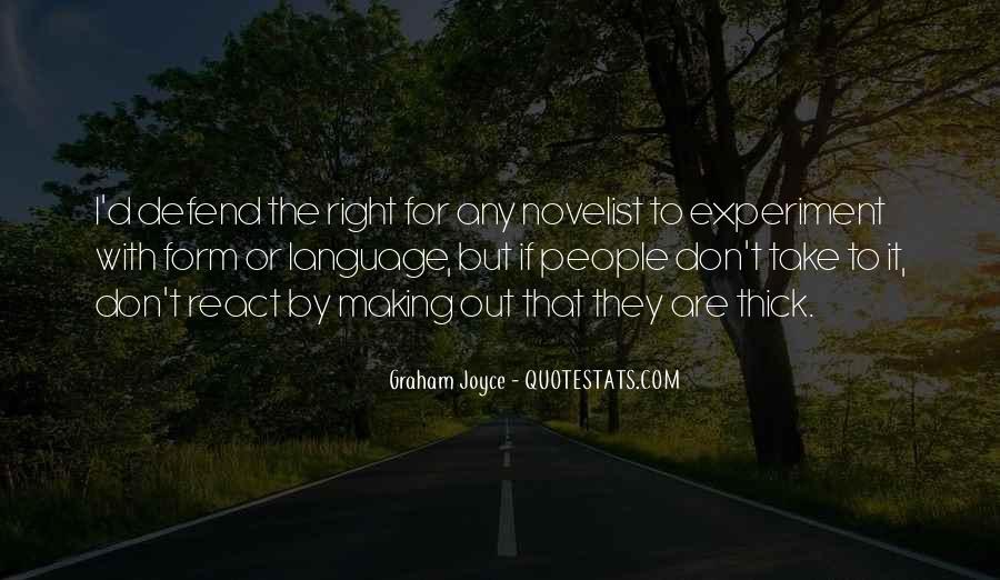 Graham Joyce Quotes #249545