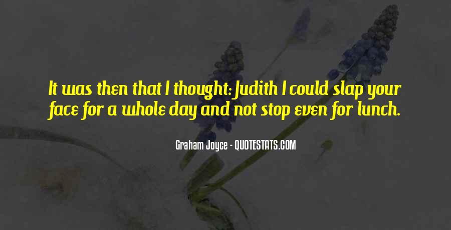 Graham Joyce Quotes #302286