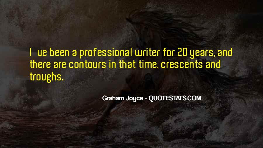 Graham Joyce Quotes #523606