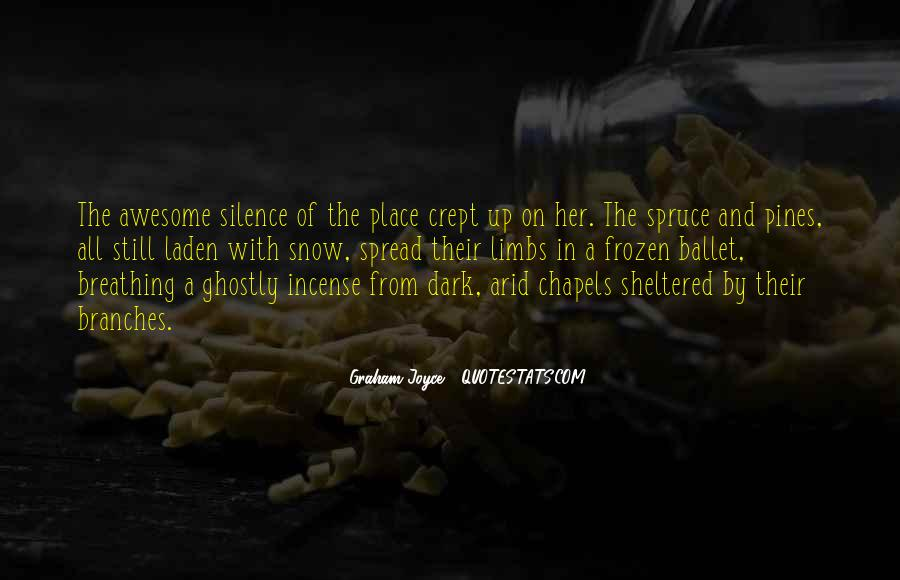 Graham Joyce Quotes #612798