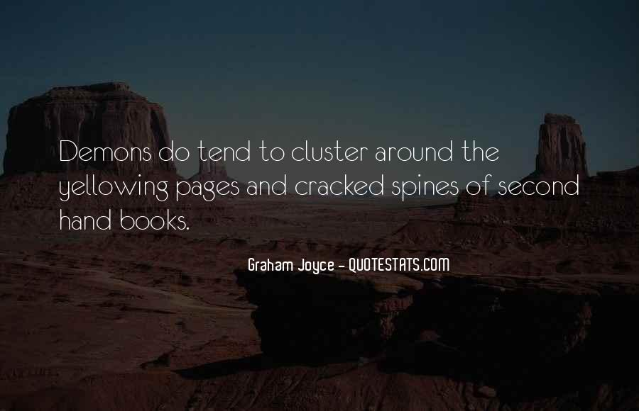 Graham Joyce Quotes #654745