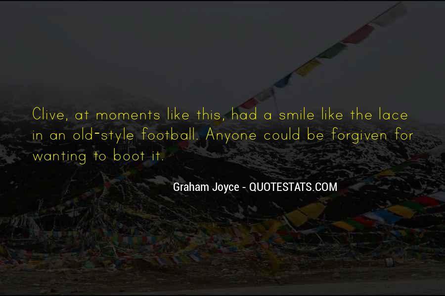 Graham Joyce Quotes #655696