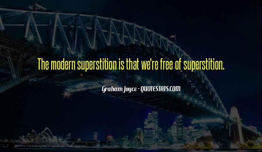 Graham Joyce Quotes #709316