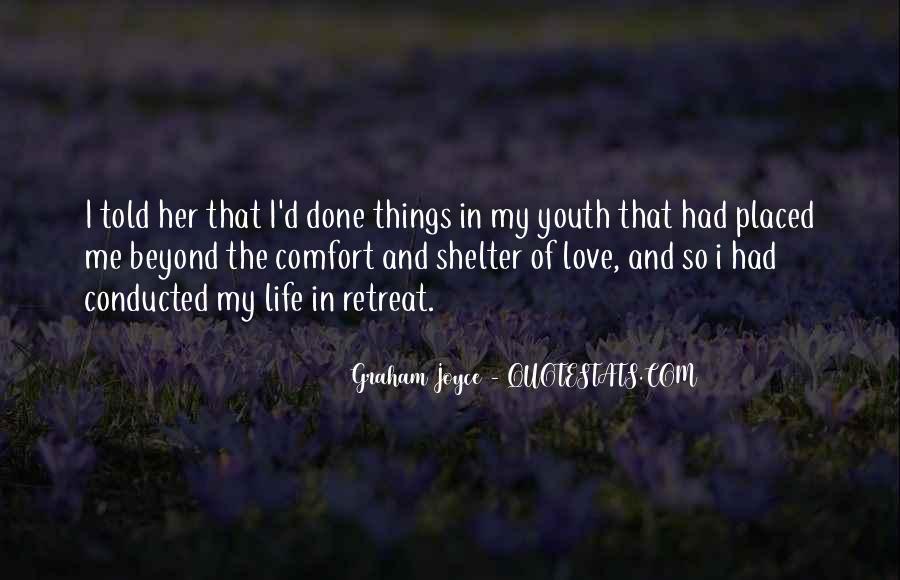 Graham Joyce Quotes #711133