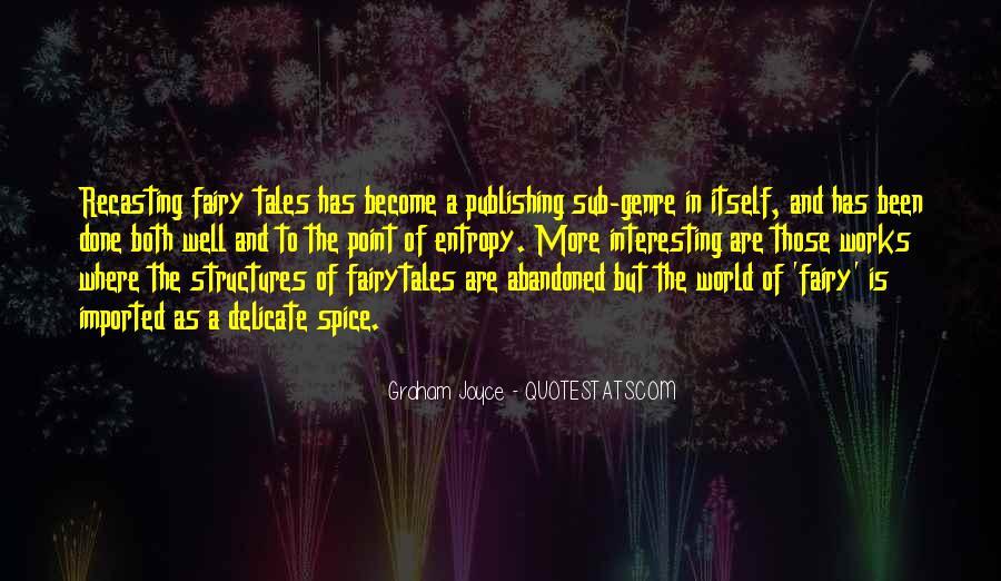 Graham Joyce Quotes #754636