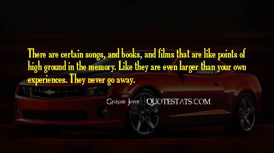 Graham Joyce Quotes #77328