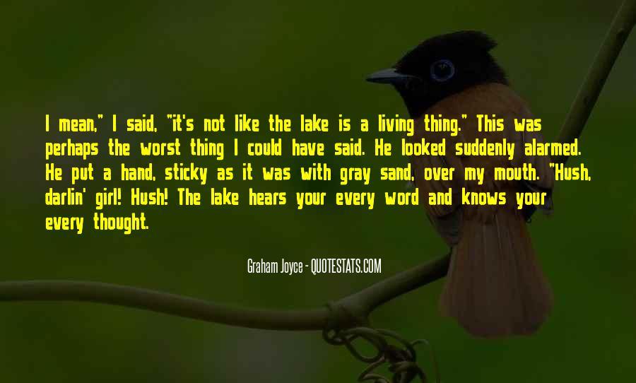 Graham Joyce Quotes #940216