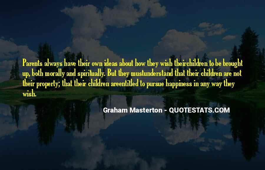 Graham Masterton Quotes #1203840