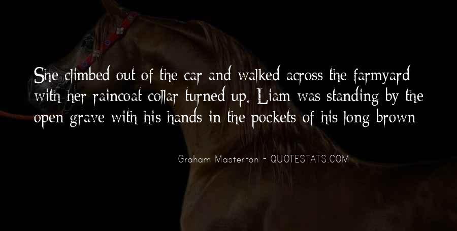 Graham Masterton Quotes #1441807