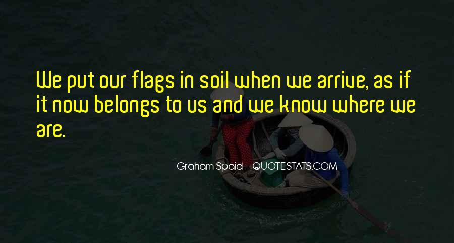 Graham Spaid Quotes #835035