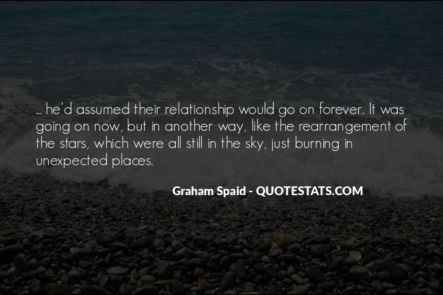 Graham Spaid Quotes #902548