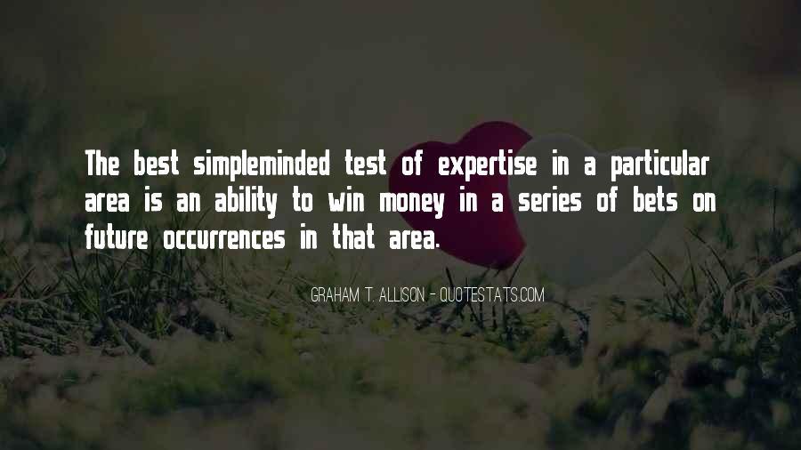 Graham T. Allison Quotes #899479
