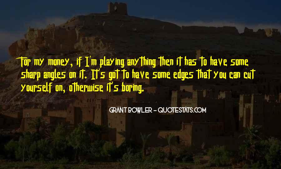 Grant Bowler Quotes #967681