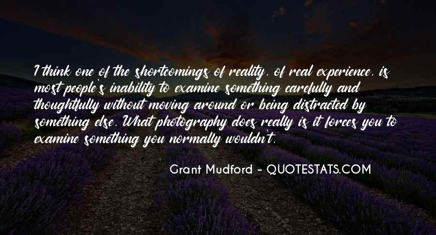 Grant Mudford Quotes #725031