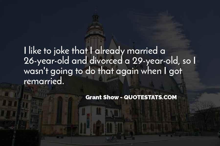 Grant Show Quotes #45395