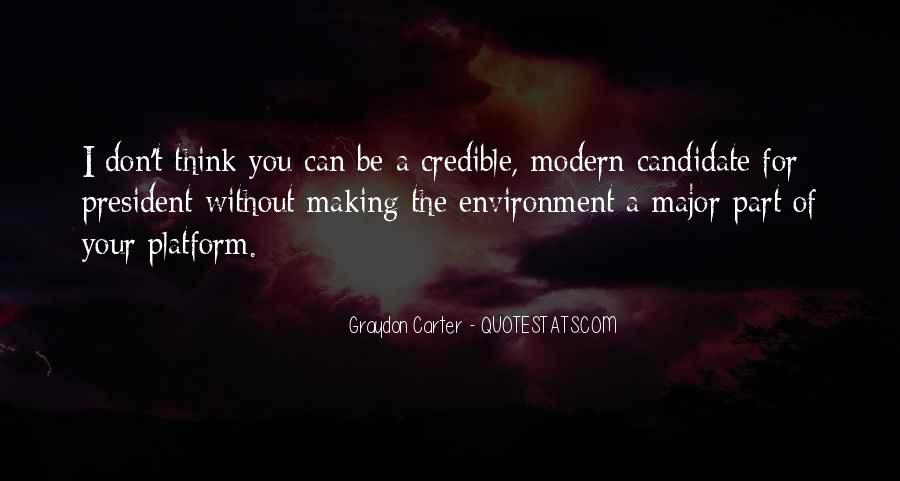 Graydon Carter Quotes #1022594