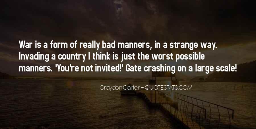 Graydon Carter Quotes #1042688