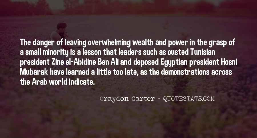Graydon Carter Quotes #1099742
