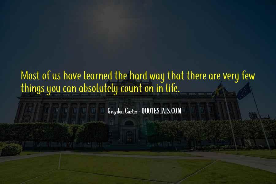 Graydon Carter Quotes #1212169