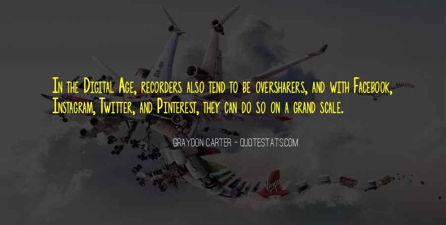 Graydon Carter Quotes #1215381
