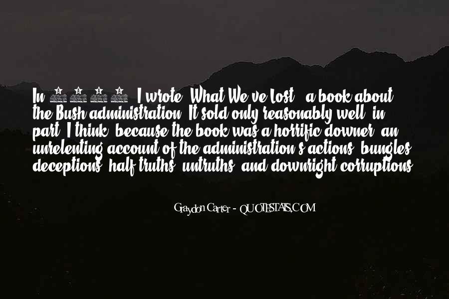 Graydon Carter Quotes #1260188