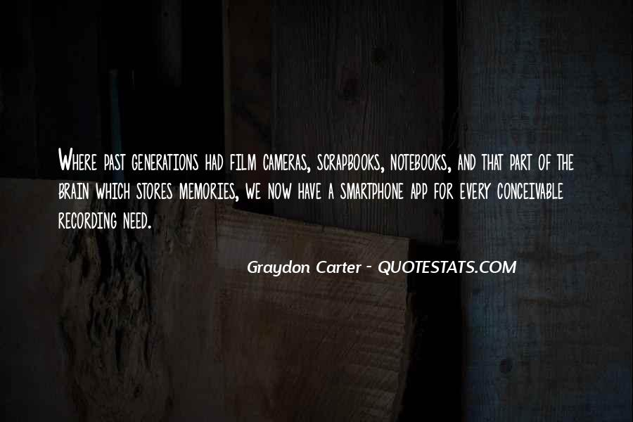 Graydon Carter Quotes #1285140