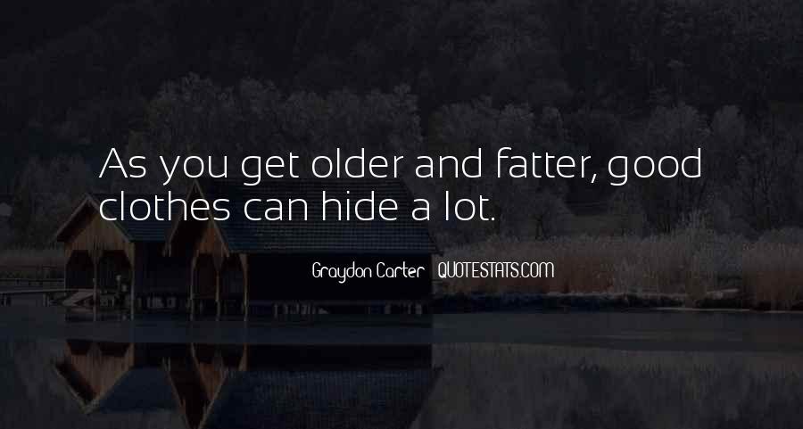 Graydon Carter Quotes #172420