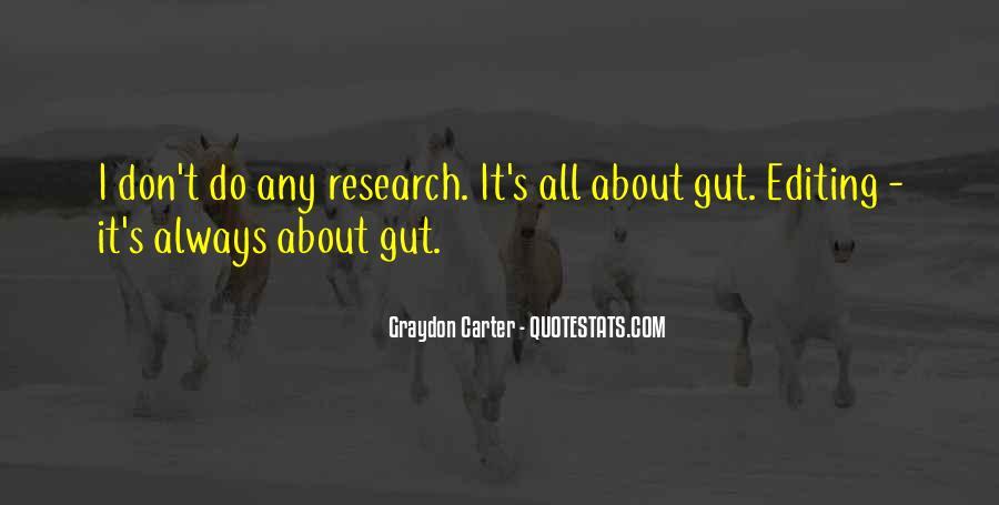 Graydon Carter Quotes #1797859
