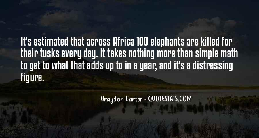 Graydon Carter Quotes #1871250