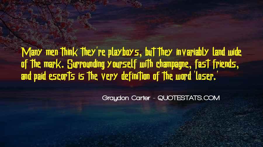 Graydon Carter Quotes #300205