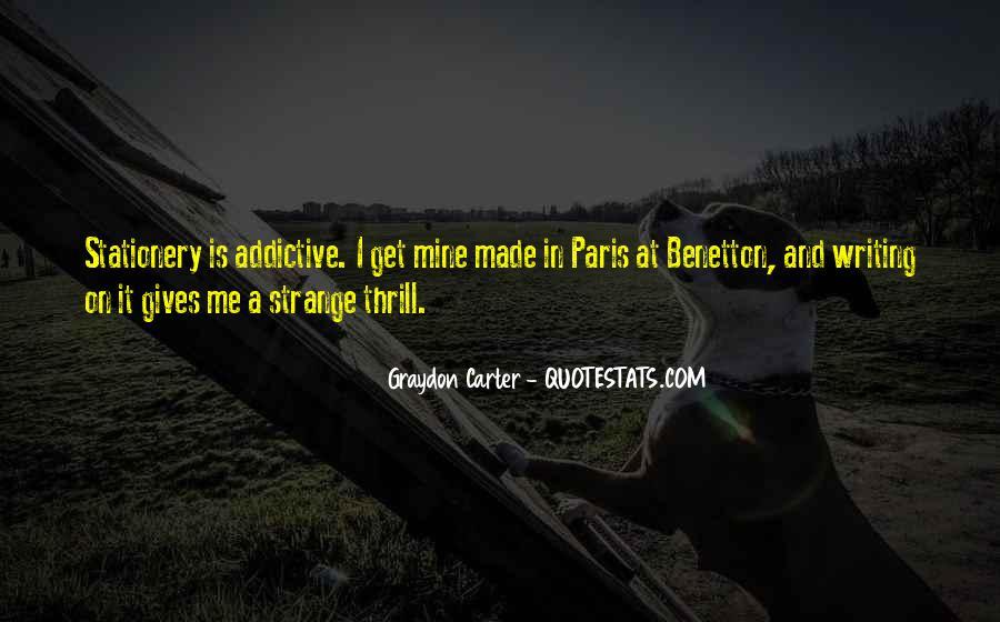 Graydon Carter Quotes #324549