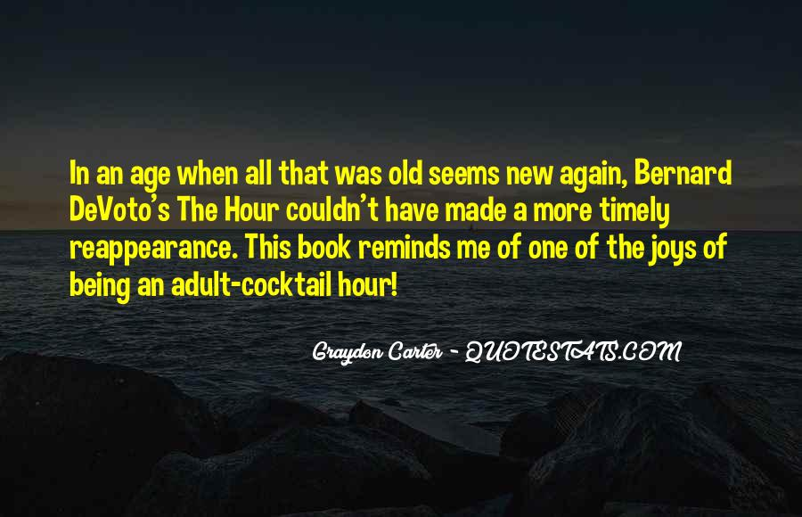 Graydon Carter Quotes #483825