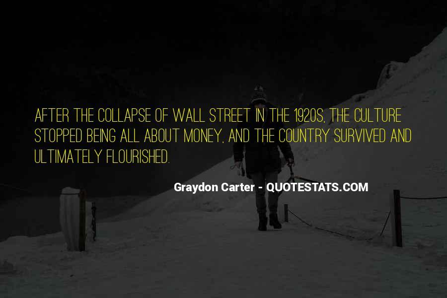 Graydon Carter Quotes #536131