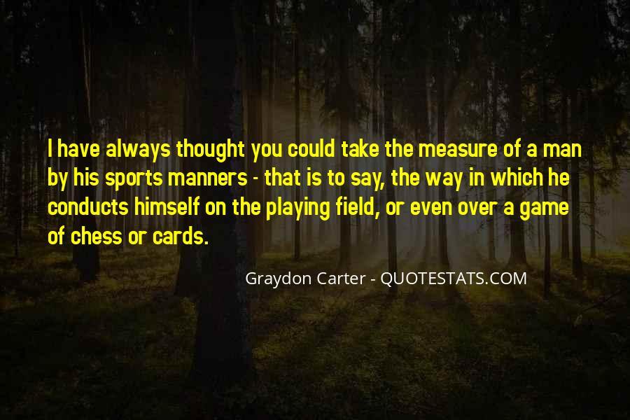 Graydon Carter Quotes #558533