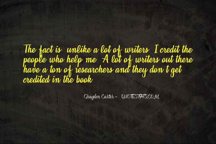 Graydon Carter Quotes #56005
