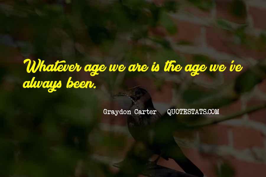 Graydon Carter Quotes #770579