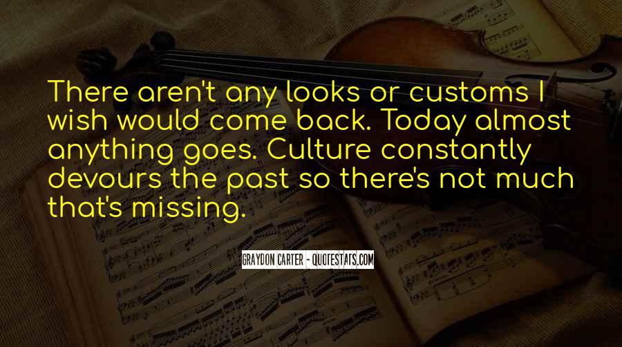 Graydon Carter Quotes #950095