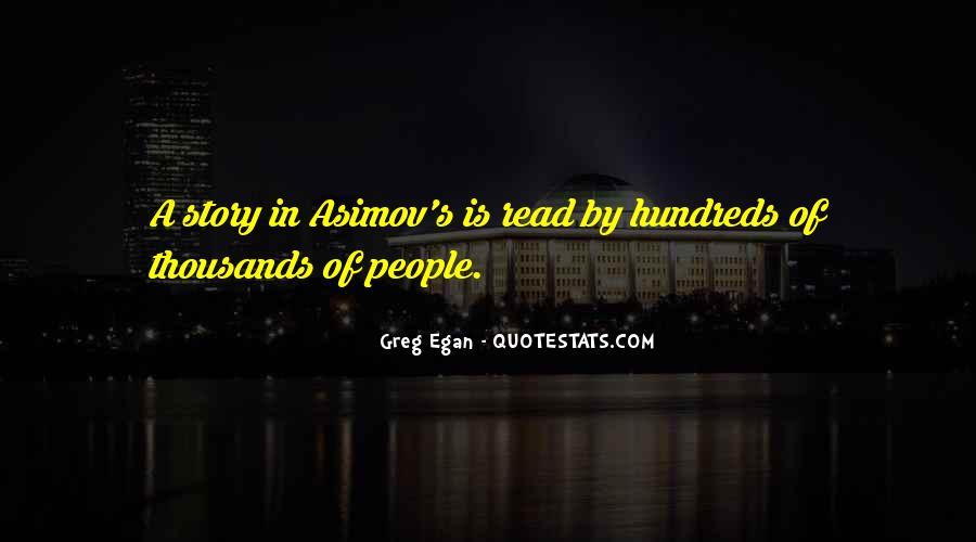 Greg Egan Quotes #1180966