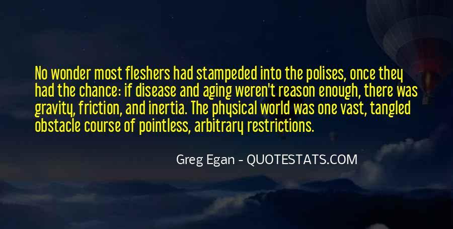 Greg Egan Quotes #1257834