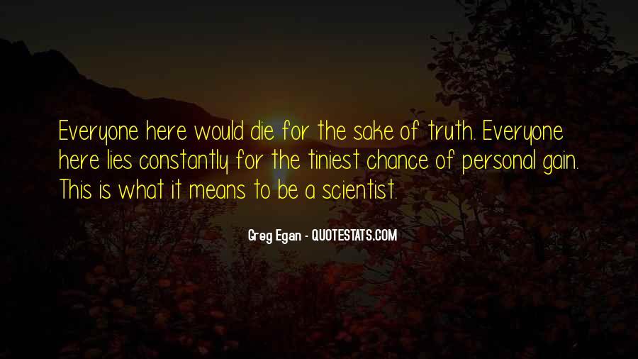 Greg Egan Quotes #1320324