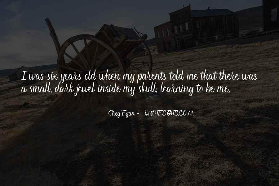 Greg Egan Quotes #1427527
