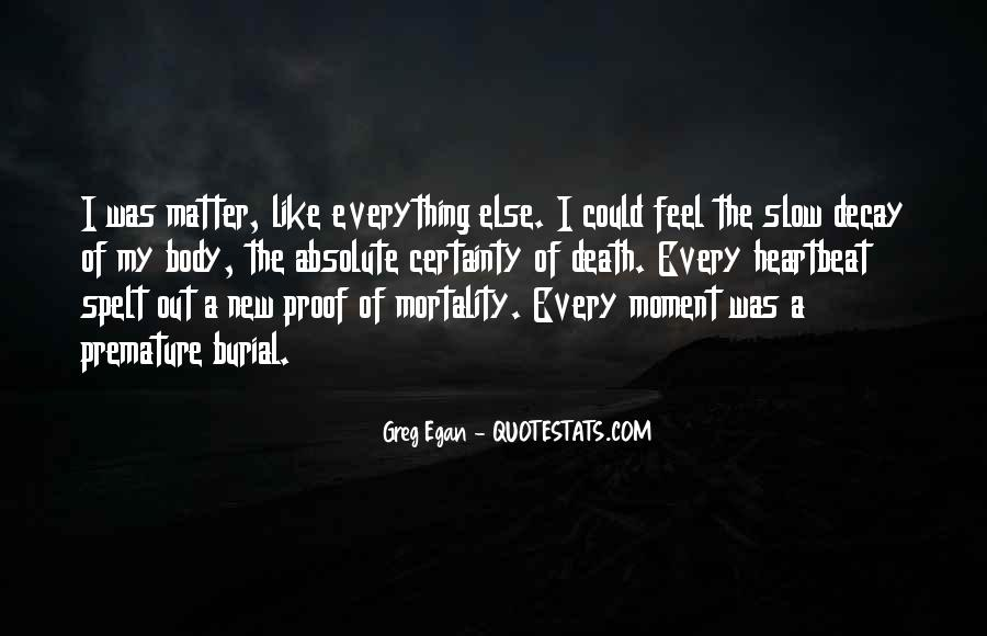 Greg Egan Quotes #1607337