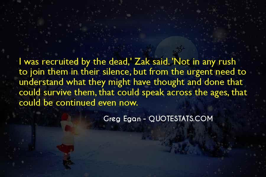 Greg Egan Quotes #1736708