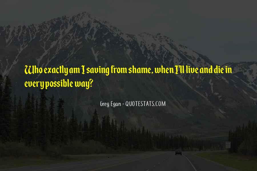 Greg Egan Quotes #472122